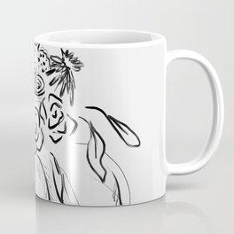 Erica's Bouquet Coffee Mug