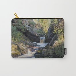The stream in mountains Carry-All Pouch