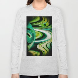"""Pathways"" Long Sleeve T-shirt"