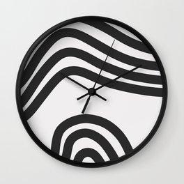 Linea 01B Wall Clock