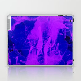 Microcosmos Violeta Laptop & iPad Skin
