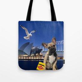 Achio in Sydney Tote Bag
