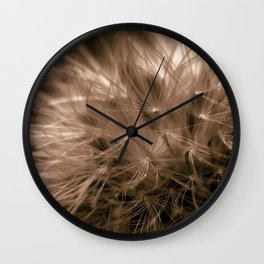 Just Enough Light Wall Clock