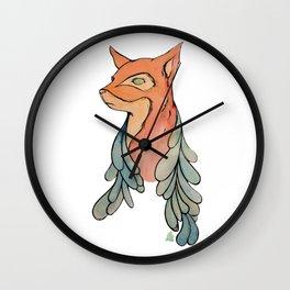BatFox Wall Clock