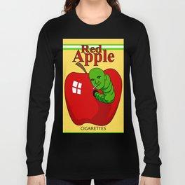 Red Apple Long Sleeve T-shirt