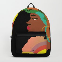 The Beauty Of Africa Backpack