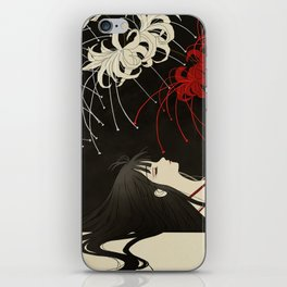 untitled death iPhone Skin