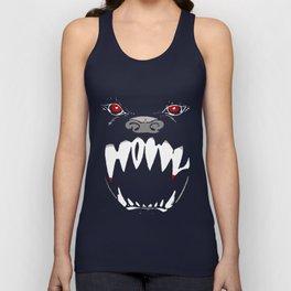 Howl - dark apparel variant Unisex Tank Top