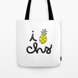 i heart charleston (nº 1) Tote Bag