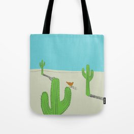 No country for Chickens Tote Bag