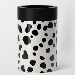 Polka Dots Dalmatian Spots Can Cooler