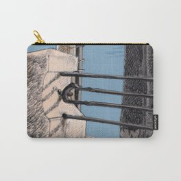 Baveno Dock, Northern Italy Carry-All Pouch