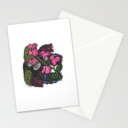 Elegance (Botanical Bliss) Stationery Cards