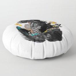 Alien Xenomorph Fan Art Floor Pillow
