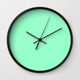 Mint Julep #2 Wall Clock