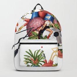 Riding wild felings Backpack