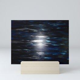 Depths in the Shallow Mini Art Print