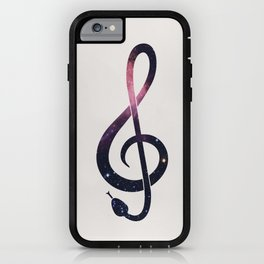 G Snake iPhone Case