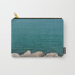 The calming beach view Carry-All Pouch