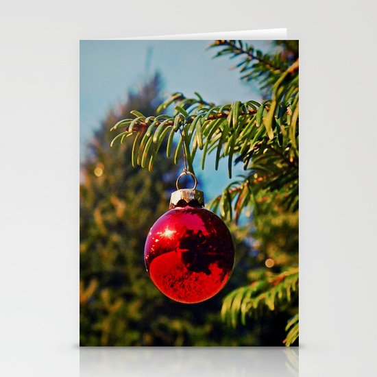 Yuletide aesthetics  Stationery Cards