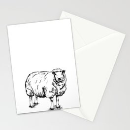Sheep Sheep. Stationery Cards