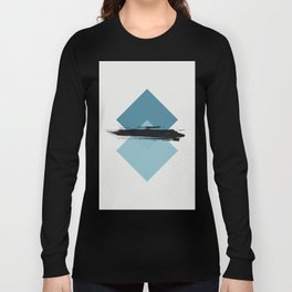 Minimalism 005 Long Sleeve T-shirt