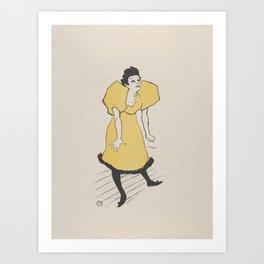 Polaire Art Print