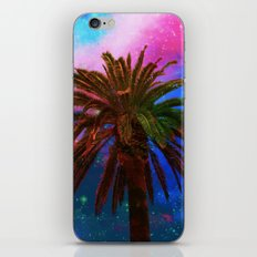 space Palm iPhone & iPod Skin