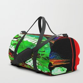 Bird Models: Majestic Dove 01-12 Duffle Bag