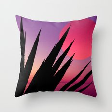 summer flavour Throw Pillow