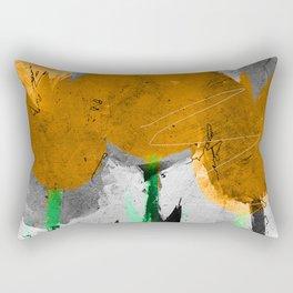 Three Beauties II Rectangular Pillow