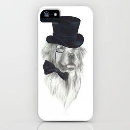 Lady's Man iPhone Case