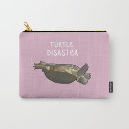 Turtle Disaster Carry-All Pouch