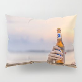 Here's my beer! Pillow Sham