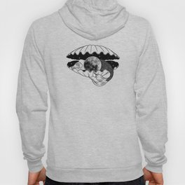 The moon under the sea Hoody
