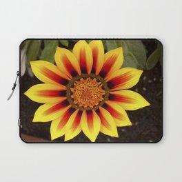 Gazania Flower Laptop Sleeve