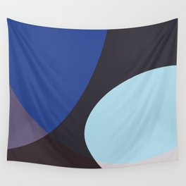 Black Pearls Wall Tapestry
