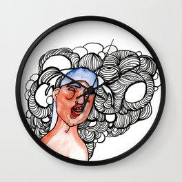 neij Wall Clock
