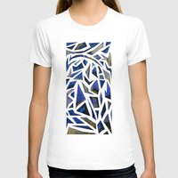 cracked T-shirts featuring Cracked by Lachlan Willis