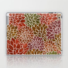 Floral Abstract 31 Laptop & iPad Skin