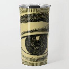 Secret Society Eye Travel Mug