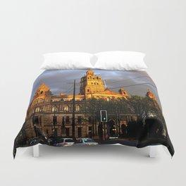 Glasgow City Chambers 1 Duvet Cover