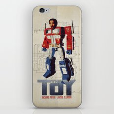 The Toy Poster iPhone & iPod Skin