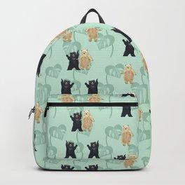 Dancing Bears Backpack