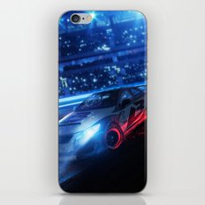 Drifter iPhone & iPod Skin