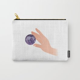 World in Universe in Hand Carry-All Pouch