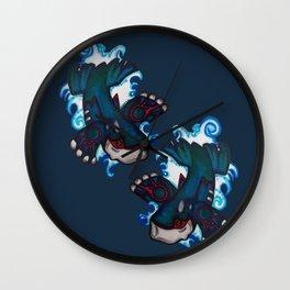 Kyogre (v2) Wall Clock