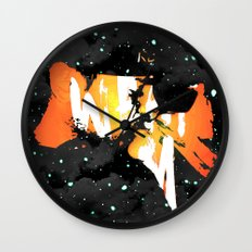Inside My Love Wall Clock