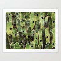 Cepa - Garden Art Print