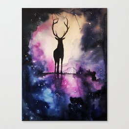 REVEAL THE GUARDIAN. Canvas Print